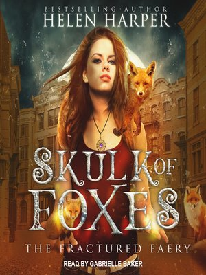cover image of Skulk of Foxes