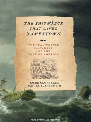 cover image of The Shipwreck That Saved Jamestown