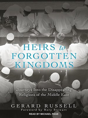 cover image of Heirs to Forgotten Kingdoms