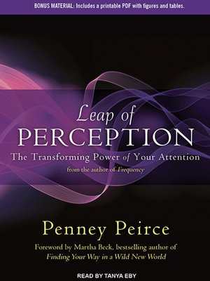 cover image of Leap of Perception