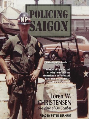 cover image of Policing Saigon