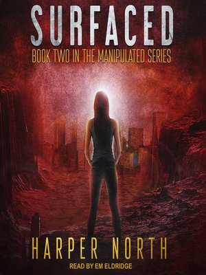 cover image of Surfaced--Book Two in the Manipulated Series