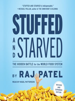 cover image of Stuffed and Starved