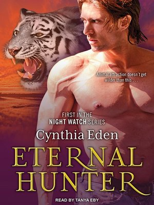cover image of Eternal Hunter