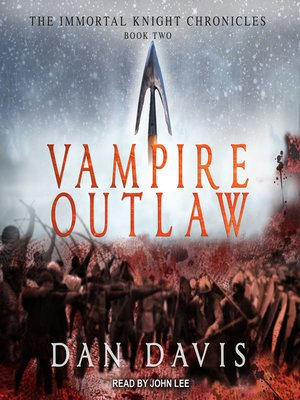 cover image of Vampire Outlaw