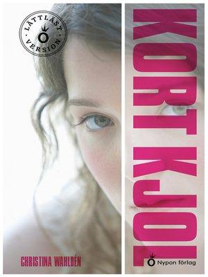 cover image of Kort kjol