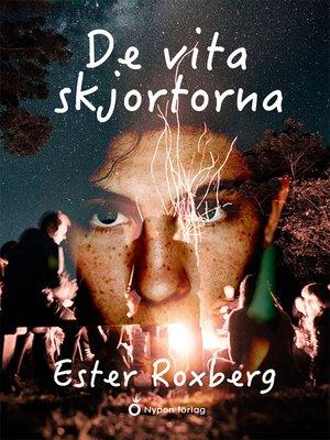cover image of Roxberg De vita skjortorna