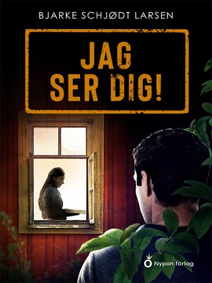 cover image of Jag ser dig!
