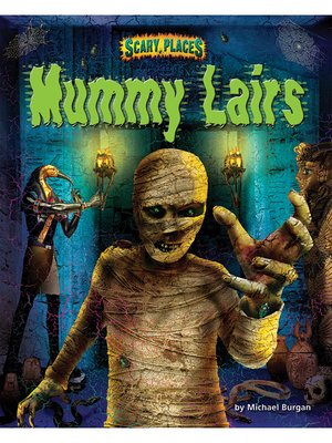 cover image of Mummy Lairs