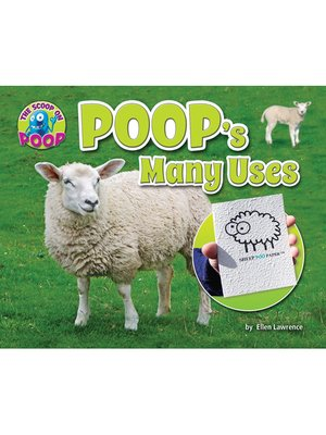 cover image of Poop's Many Uses