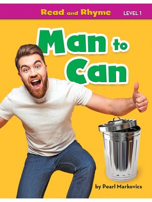 cover image of Man to Can