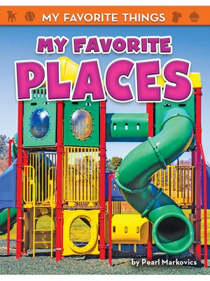 cover image of My Favorite Places