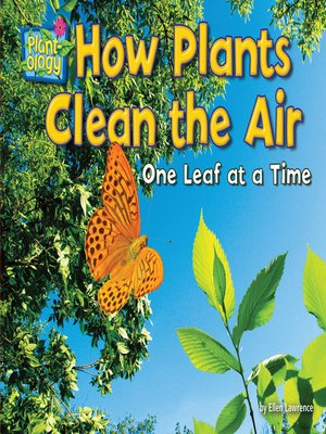 cover image of How Plants Clean the Air