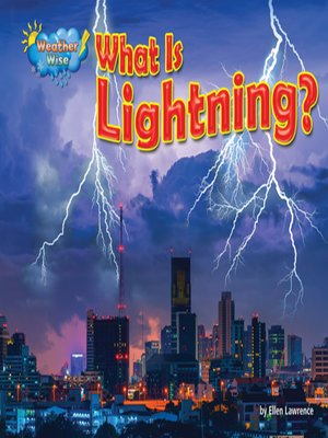 cover image of What is Lightning?