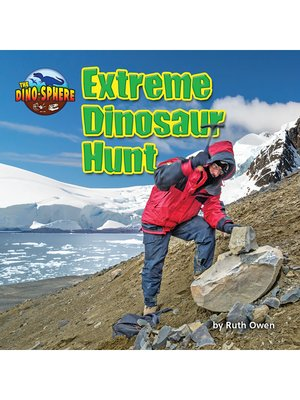 cover image of Extreme Dinosaur Hunt