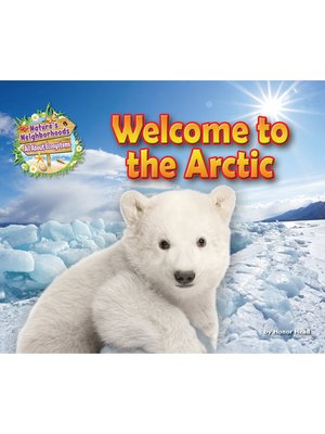 cover image of Welcome to the Arctic