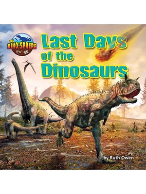 cover image of Last Days of the Dinosaurs