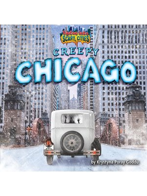 cover image of Creepy Chicago