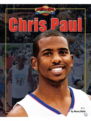 cover image of Chris Paul