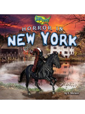 cover image of Horror in New York