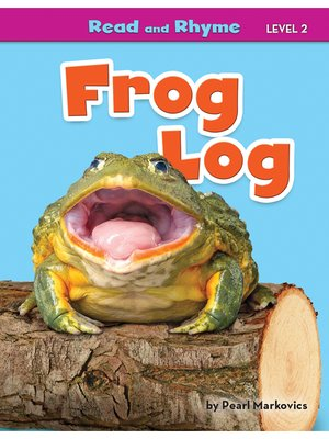 cover image of Frog Log