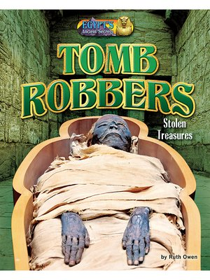 cover image of Tomb Robbers