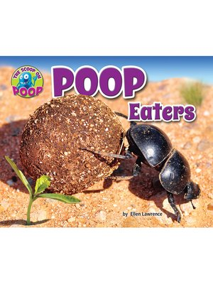 cover image of Poop Eaters