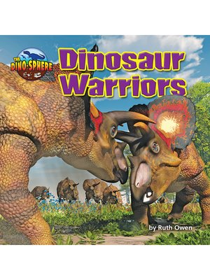 cover image of Dinosaur Warriors