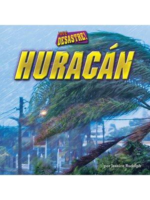cover image of Huracán (Hurricane)