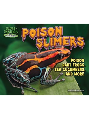 cover image of Poison Slimers