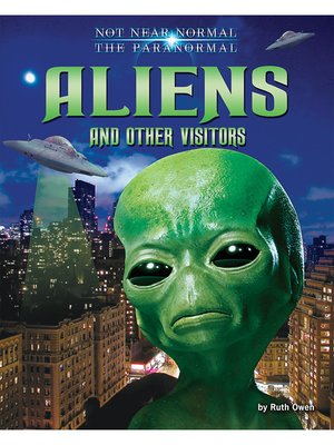 cover image of Aliens and Other Visitors