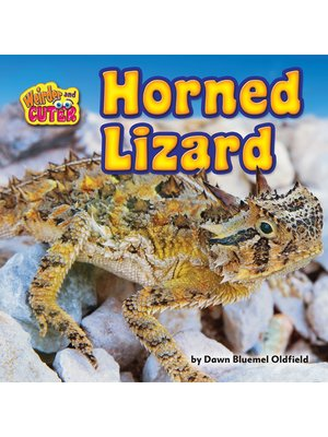 cover image of Horned Lizard