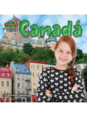 cover image of Canadá
