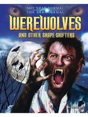 cover image of Werewolves and Other Shape-Shifters
