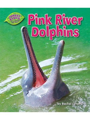 cover image of Pink River Dolphins