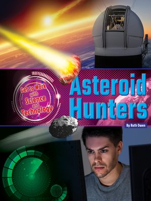cover image of Asteroid Hunters