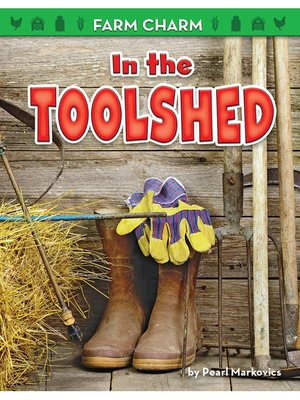 cover image of In the Toolshed
