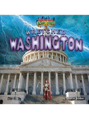 cover image of Wretched Washington