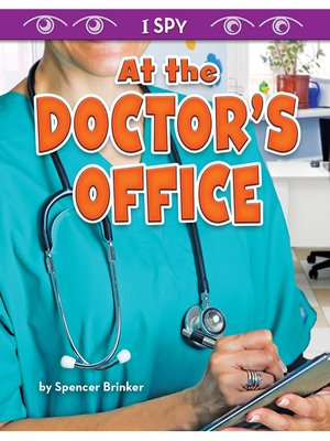 cover image of At the Doctor's Office
