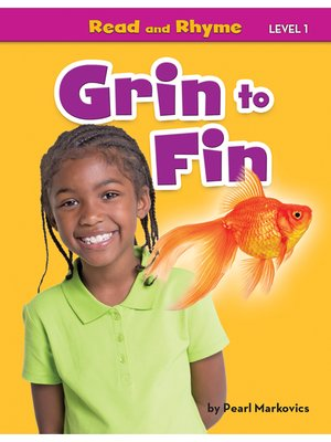 cover image of Grin to Fin