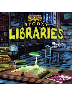 cover image of Spooky Libraries