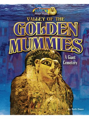 cover image of Valley of the Golden Mummies