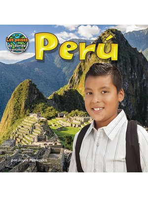 cover image of Perú