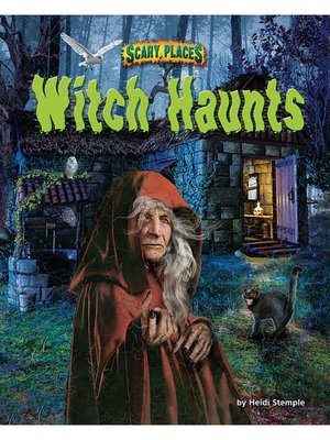 cover image of Witch Haunts