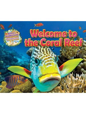 cover image of Welcome to the Coral Reef