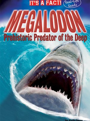 cover image of Megalodon