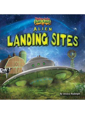cover image of Alien Landing Sites