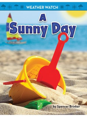 cover image of A Sunny Day