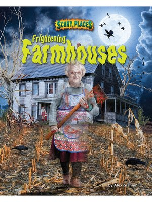 cover image of Frightening Farmhouses