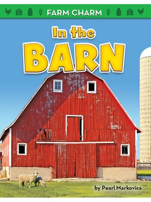 cover image of In the Barn